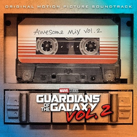 Guardians Of The Galaxy Awesome Mix Vol.2